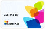 BENEFIT PLUS ID CARD